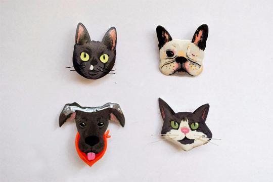 Image of PET PINS