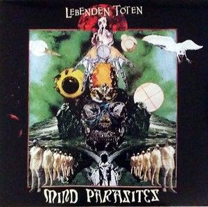Image of LEBENDEN TOTEN - Mind Parasites LP (BACK IN STOCK)