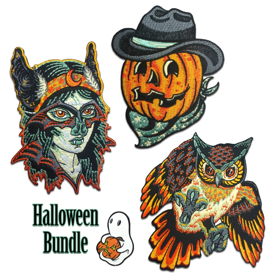 Image of Halloween Bundle