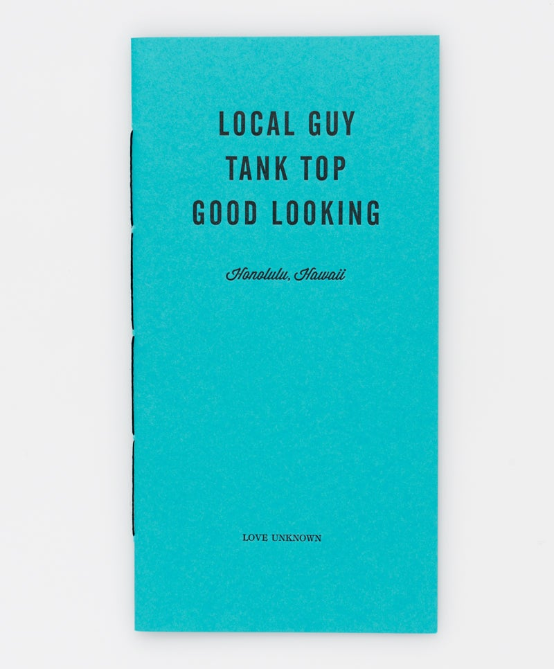 Image of Local Guy, Tank Top, Good Looking