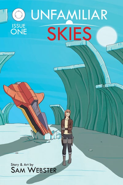 Image of Unfamiliar Skies issue 1