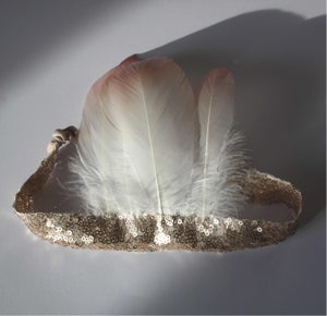 Image of Feather headband