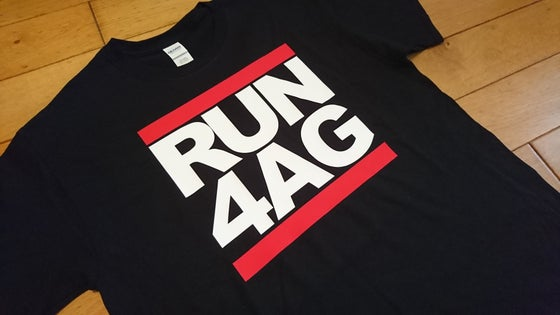 Image of *NEW* RUN 4AG AE86 WORLD T-Shirt