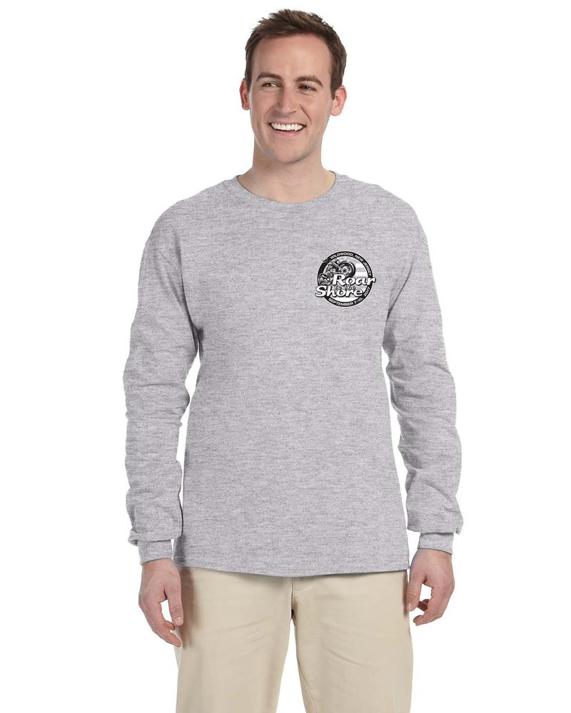 Image of 2017 Long Sleeve Sport Grey Shirt