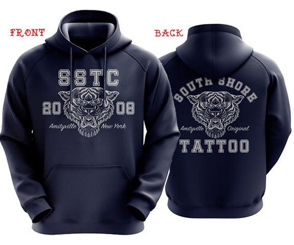 Image of SSTC Tiger  Hoodie