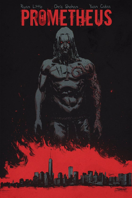Image of Prometheus Part 1 (Double Issue)