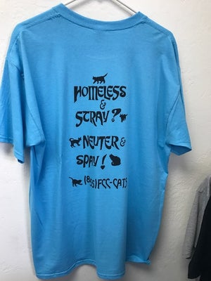 Image of Baby Blue FCC T-Shirt