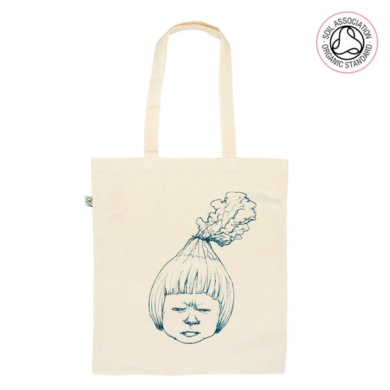 Image of Piss Off Tote Shopping Bag (Organic)