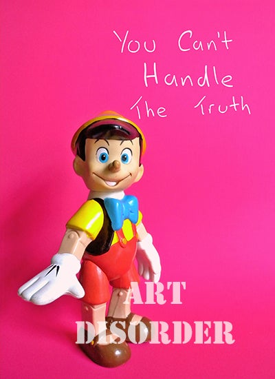 Image of You Can't Handle The Truth
