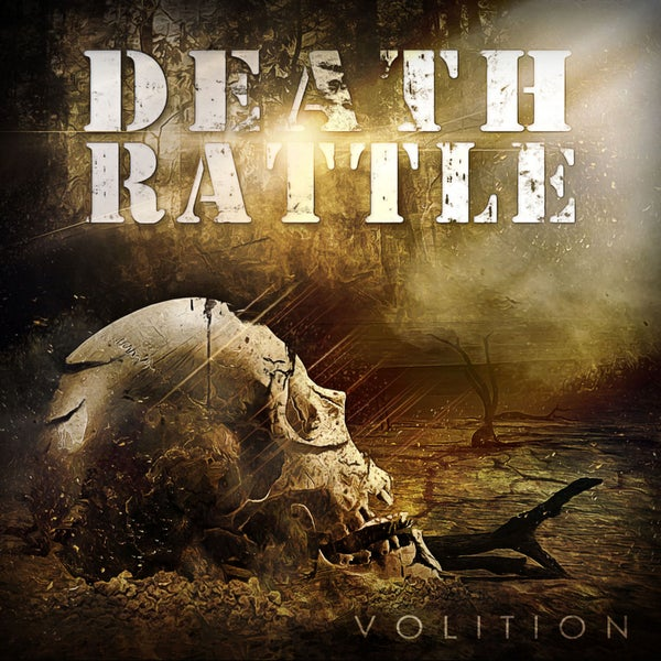 Image of Death Rattle -Volition CD