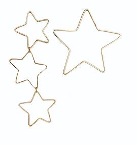 Image of Asymmetric Starlight Studs
