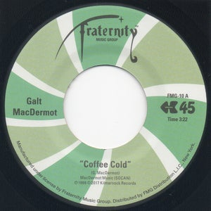 "Image of Coffee Cold / Space - 7"" Vinyl"