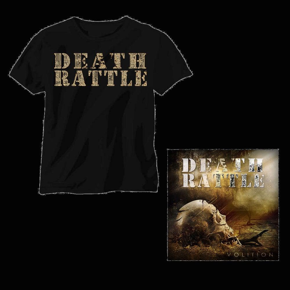 Image of Death Rattle - Volition Logo Bundle