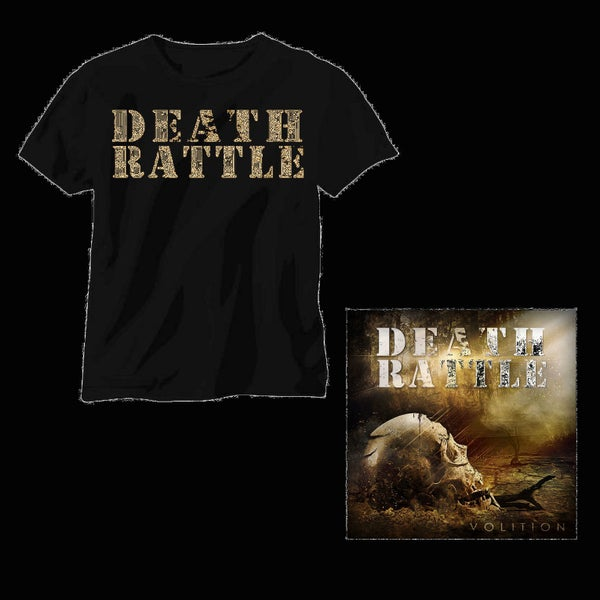 Image of Death Rattle - Volition Logo Bundle