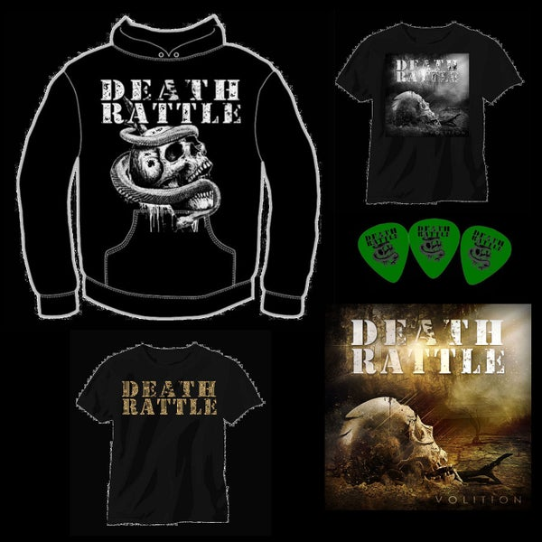 Image of Death Rattle - Volition Ultimate Bundle