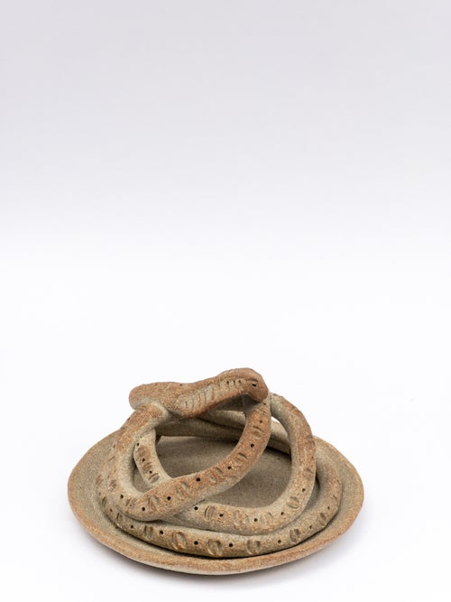 Image of Coil Snake Cone Incense Holder