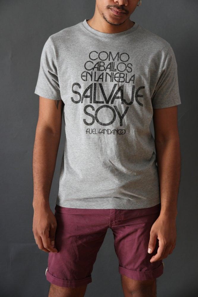 Image of Camiseta Hombre Salvaje