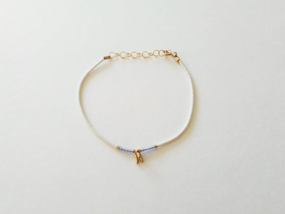 Image of Ray bracelet - cloud