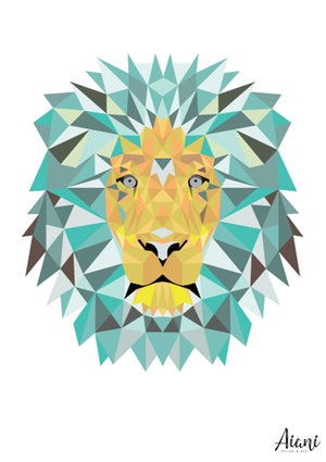 Image of Geomatic Lion