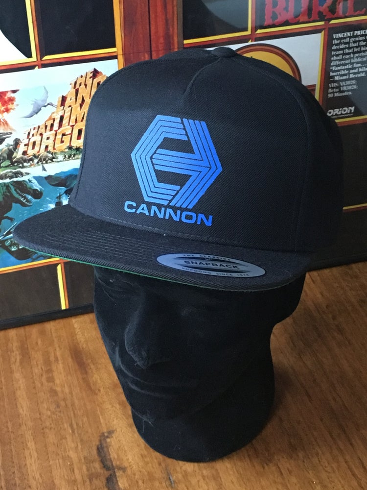 Image of Cannon Hat Trucker or SnapBack