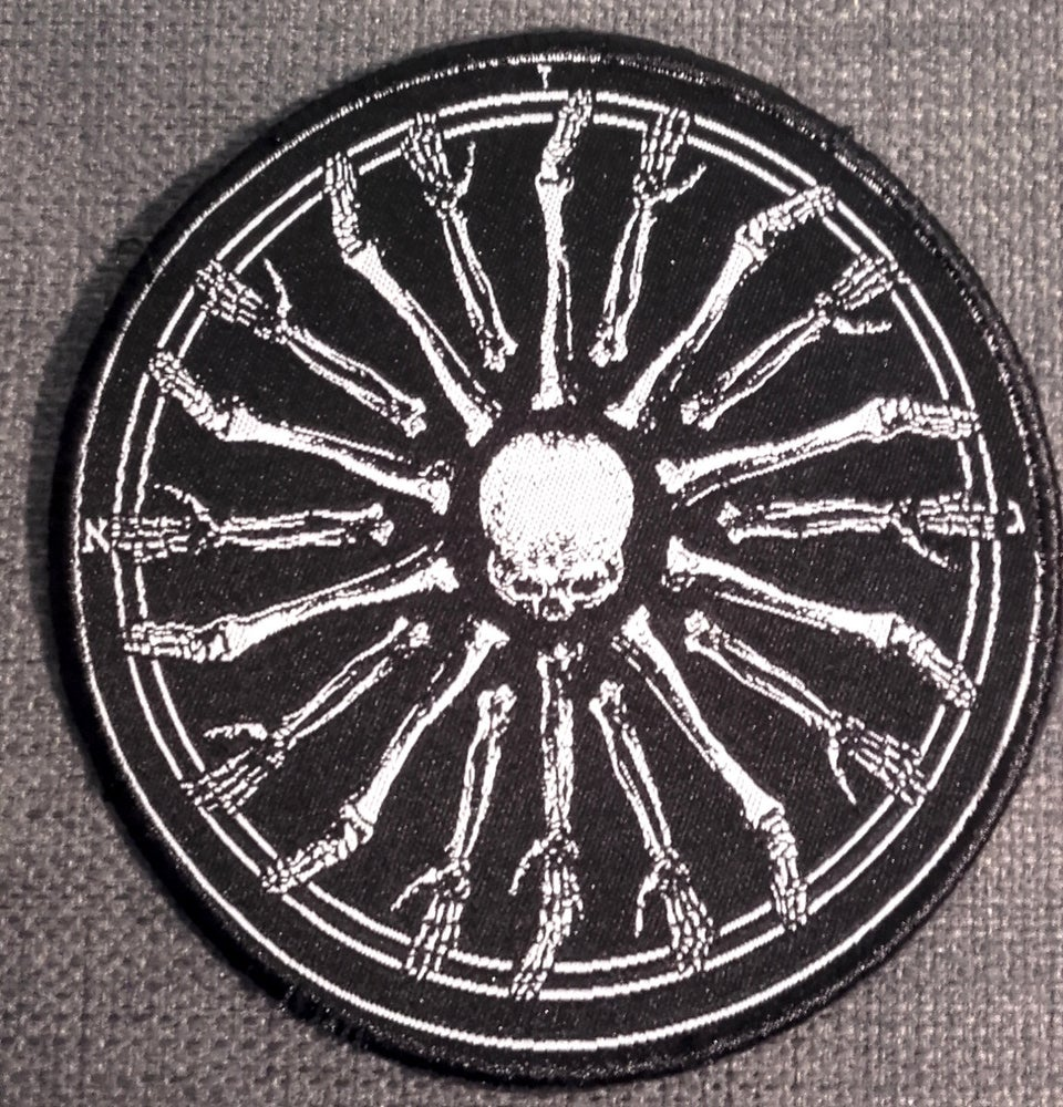 Image of Bundle MITOCHONDRION CD + Patch + Sticker