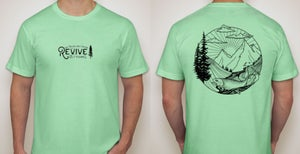 Image of Farewell Shirt Green