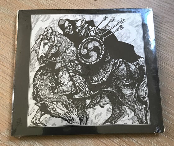 Image of CONAN - HORSEBACK BATTLE HAMMER CD REISSUE