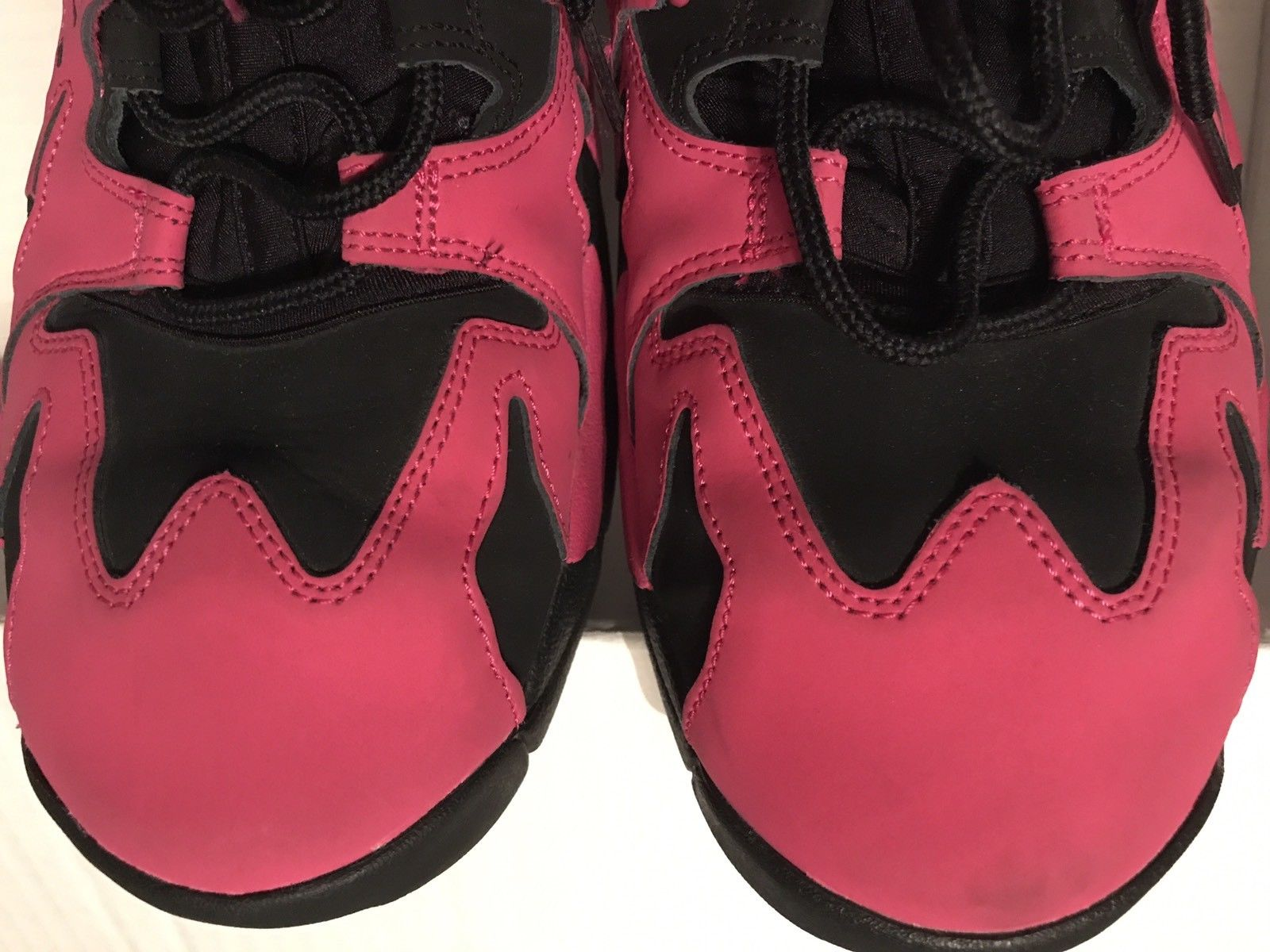 Image of Nike Air DT Max 96 Mens Pink Black Size 13 Sneakers Deion Sanders - Used