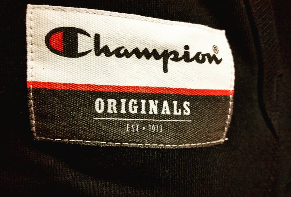 "Image of Exclusive Two-Tone Hoodie by ""NM""(Champion Edition)"