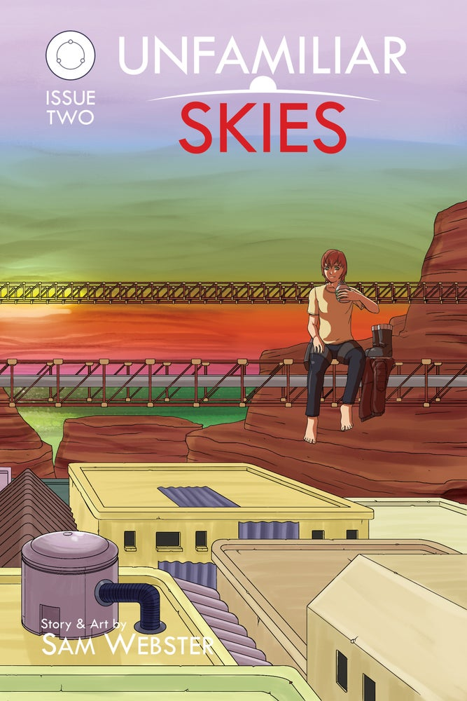 Image of Unfamiliar Skies issue 2