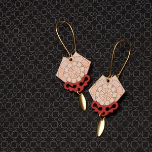 "Image of ""ELVIE"" EARRINGS"