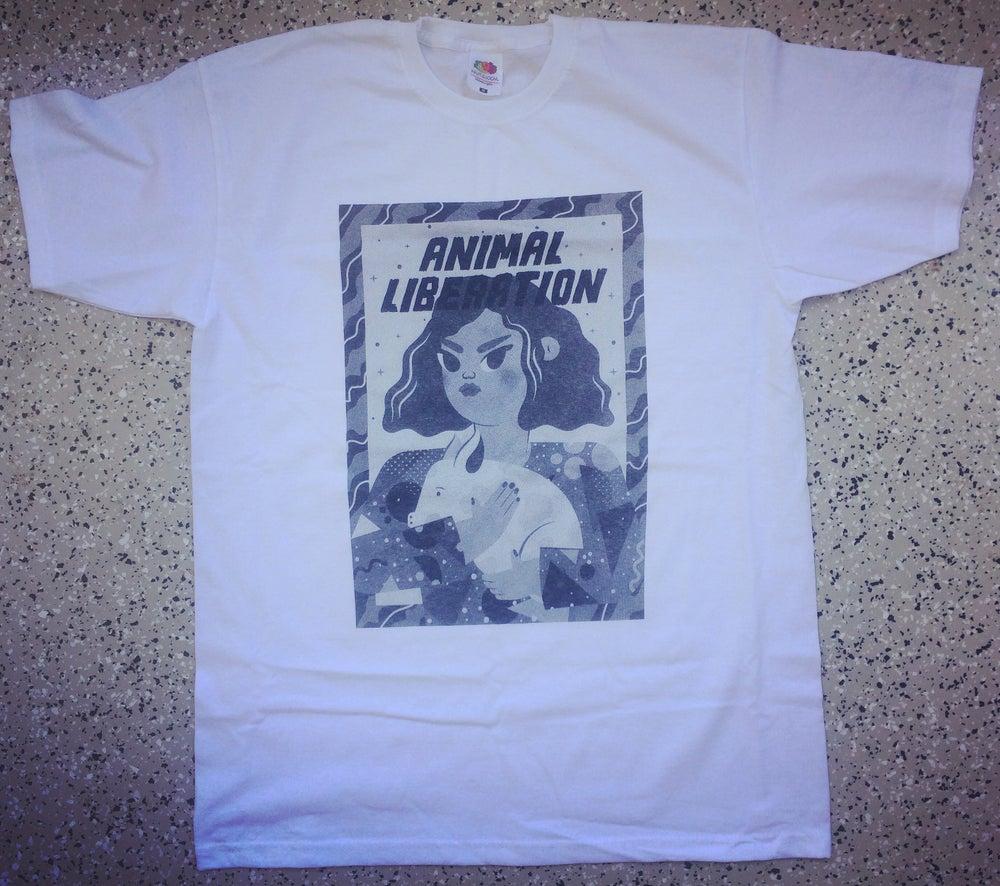 Image of Animal Liberation T-shirt