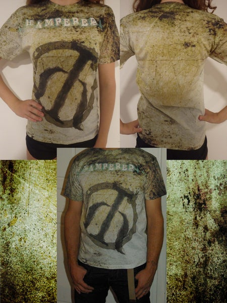 Image of T-shirt Full Custom HAMPERED