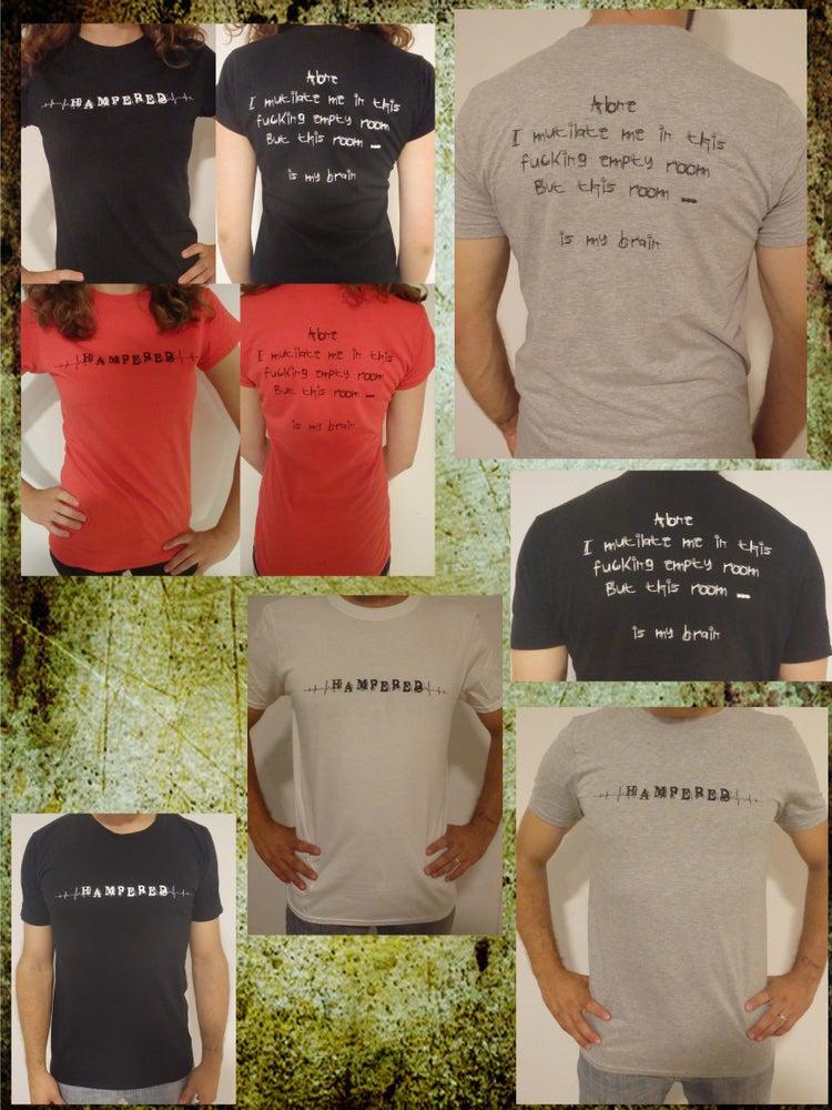 Image of T-shirt sérigraphie HAMPERED