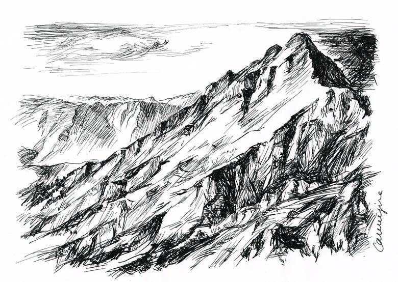 Image of Hornspitze vom Kaserer Schartl