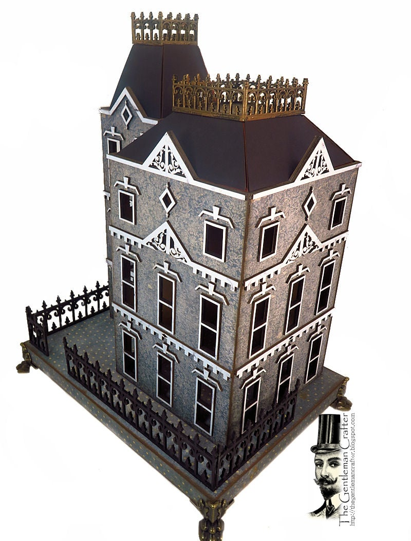 Image of Victorian House/Haunted House Kit