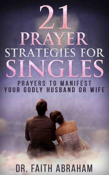 Image of 21 Prayer strategies for singles