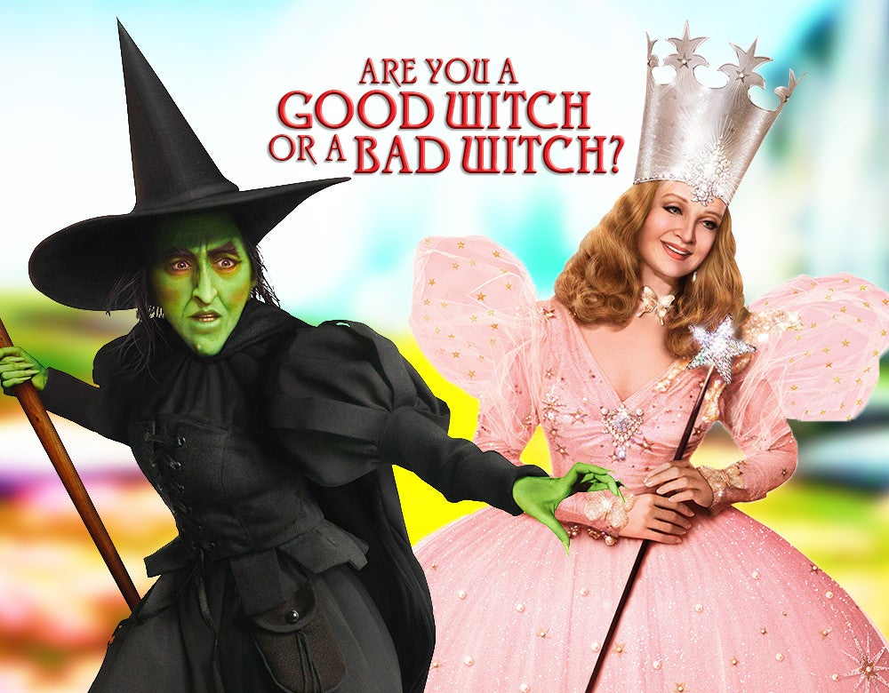 Image of Good Witch/Bad Witch