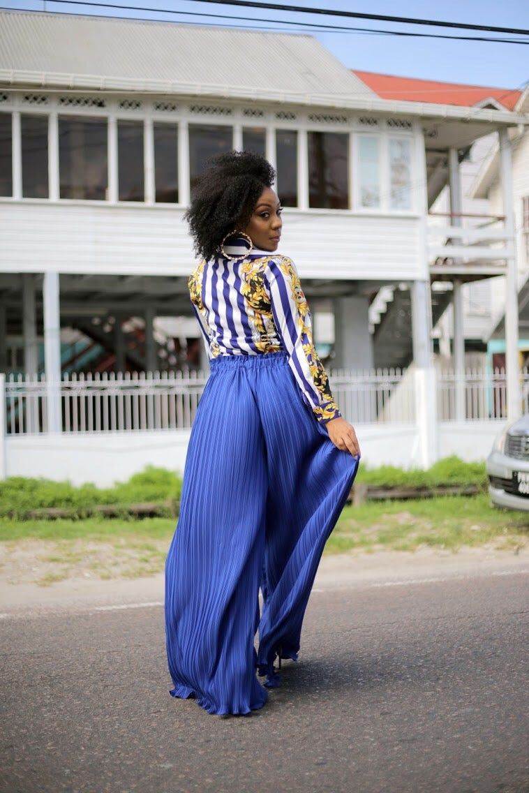 Image of Like Silk Trousers