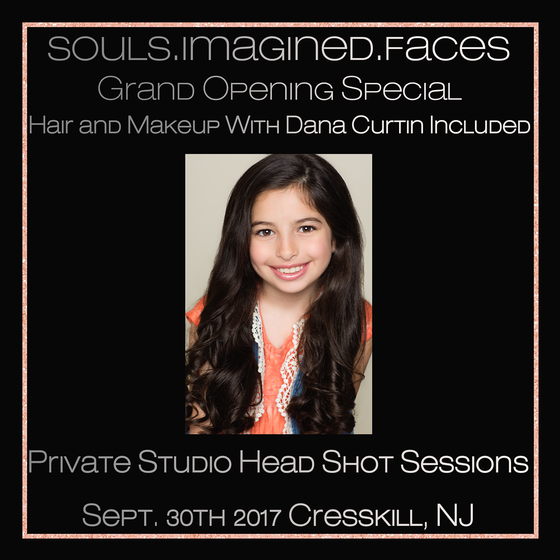 Image of Souls.Imagined.Faces Grand Opening Special