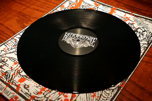 Image of The Blood Royale - Instruments of War Vinyl