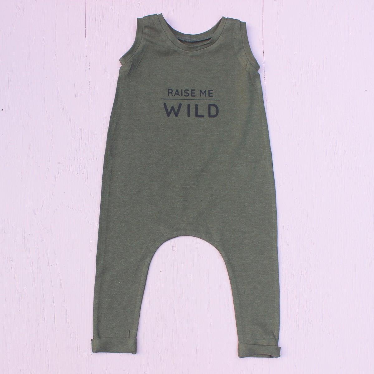Image of Raise Me Wild - Romper