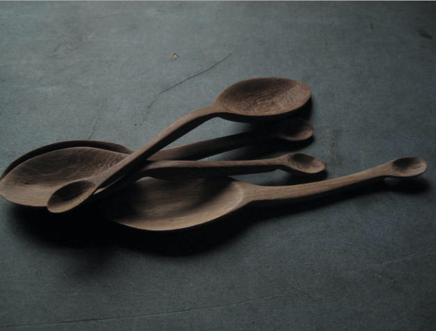 "Image of DOUBLE ENDED SPOON 6.25"" (16 CMS)"