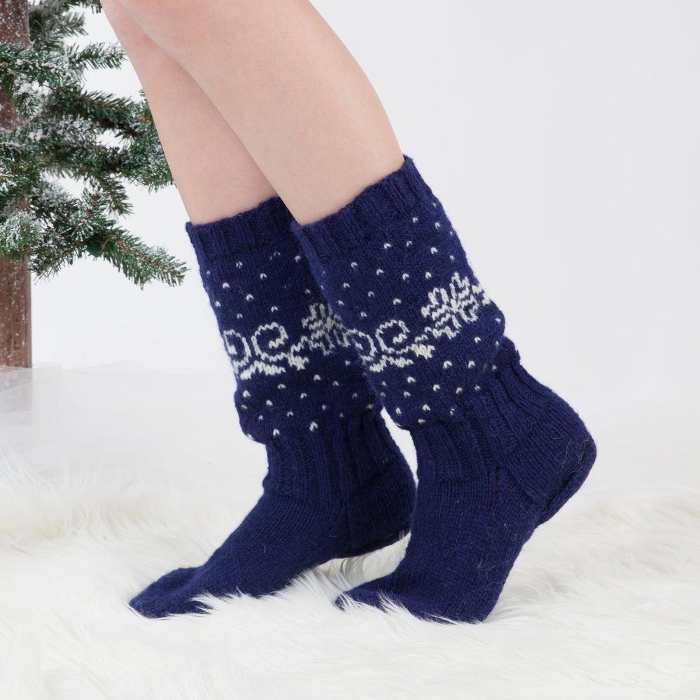 Image of Ane sokker - oppskrift