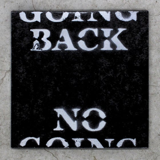 Image of 'No Going Back' CD (X/20)