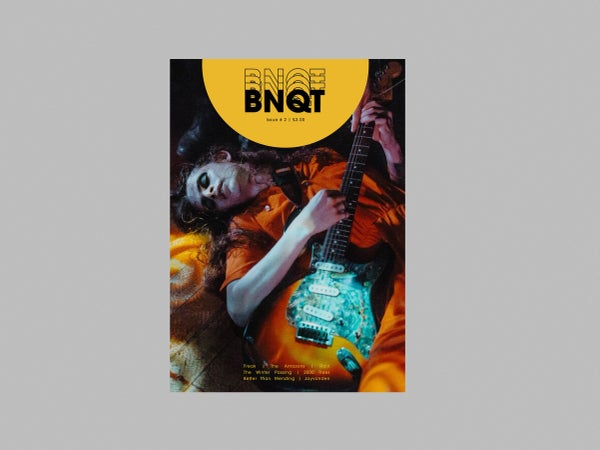 Image of BNQT Issue 2 (Pre-Order)