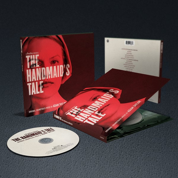 Image of The Handmaid's Tale (Original Soundtrack) CD - Adam Taylor