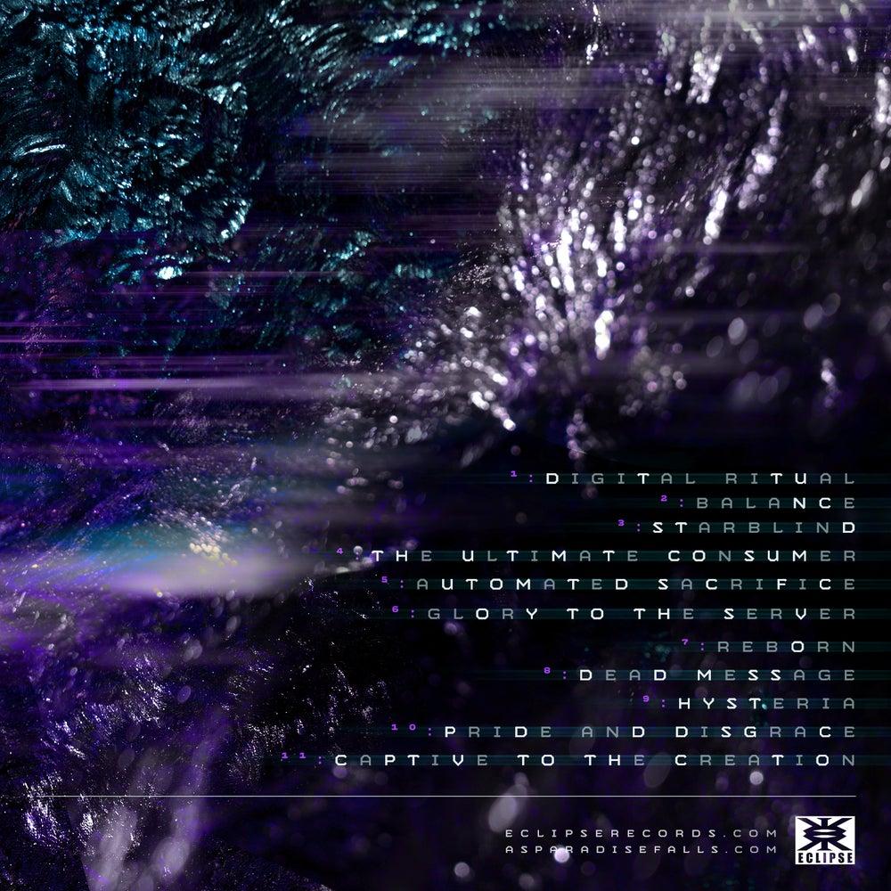 Image of As Paradise Falls || Camo Tee & Album