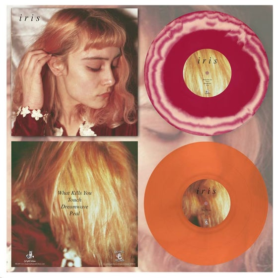"Image of PRE-ORDER: iris - ""iris"" 12"" Vinyl"