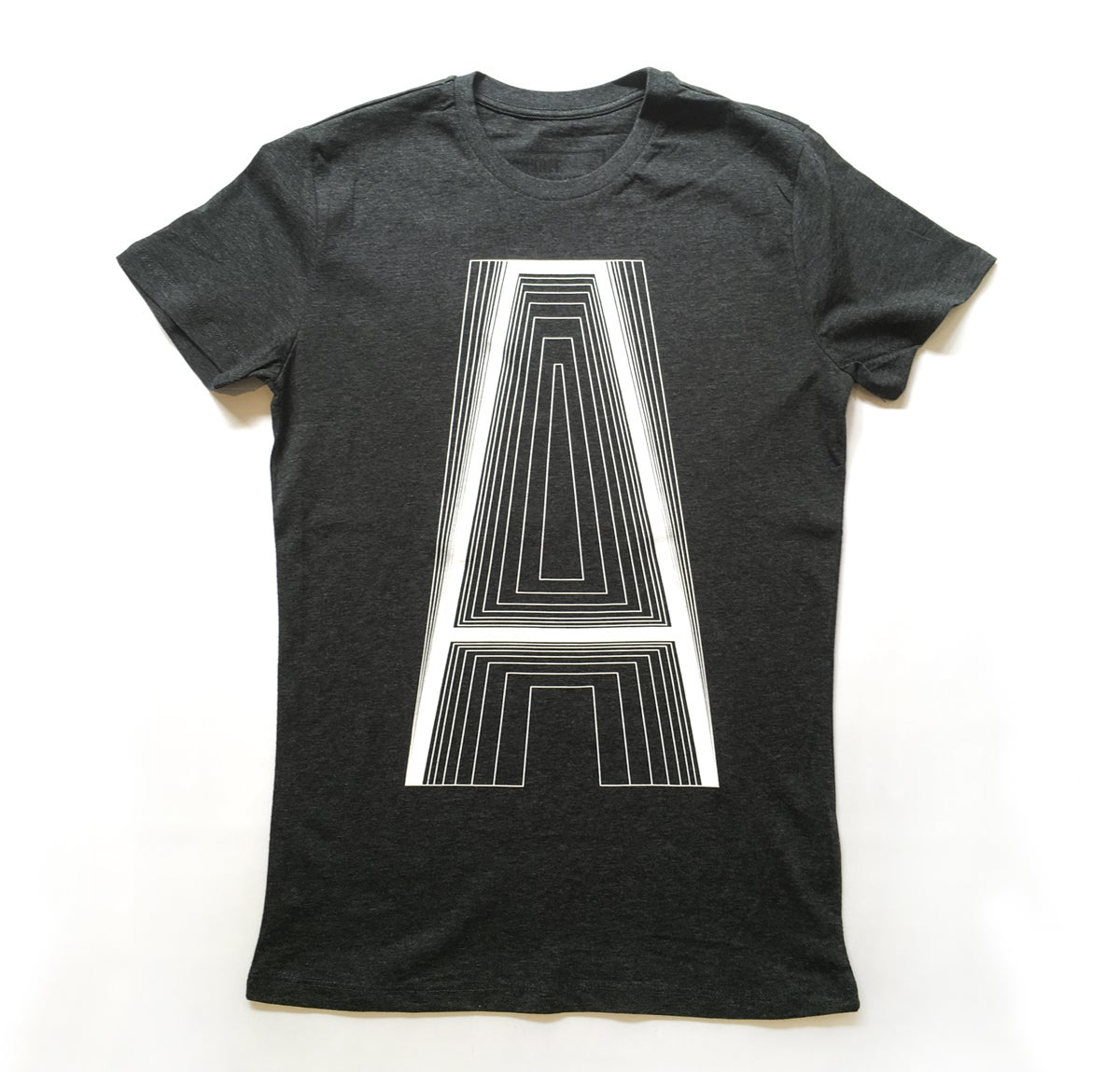 "Image of ""A"" T-Shirt"
